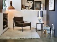 Armchair with armrests OZIO - Arketipo
