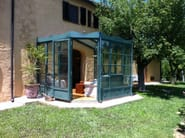 Conservatory Orangerie 3 - Garden House Lazzerini