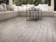 Porcelain stoneware wall/floor tiles with wood effect PAINTED - Saime Ceramiche