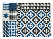 Rectangular wool rug PALERMO - GAN By Gandia Blasco