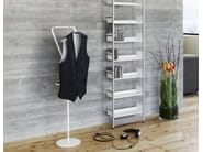 Powder coated steel valet stand PAN - MOX