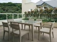 Restaurant chair PANAMERA | Restaurant chair - 7OCEANS DESIGNS