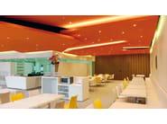 Faretto a LED a soffitto da incasso PARABOLA | Faretto rotondo - Artemide