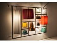 Contemporary style wall lamp PARECCHI ILLUSION - KARE-DESIGN