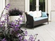 2 seater garden sofa PARIS | 2 seater sofa - 7OCEANS DESIGNS