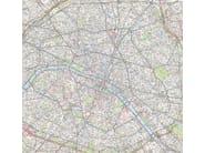 Carta da parati a motivi in carta non tessuta PARIS - EXTRATAPETE