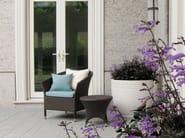Poltroncina da giardino con braccioli PARIS   Poltroncina con braccioli - 7OCEANS DESIGNS