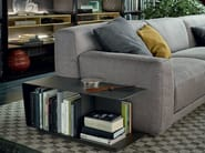 Low rectangular plate coffee table for living room PARIS-SEOUL | Rectangular coffee table - Poliform