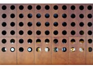 Wood panel for facade PARKLEX FACADE - KALIKOS INTERNATIONAL