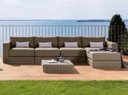 Sectional garden sofa PATCH | Sectional sofa - Talenti