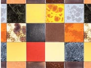 Indoor faïence wall tiles PATCHWORK | Sampling - DANILO RAMAZZOTTI ITALIAN HOUSE FLOOR