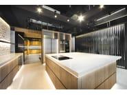 Cucina componibile con isola PEPPER - Gamadecor