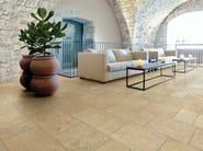 Porcelain stoneware flooring with stone effect PETRA SOLIS | Flooring - Panaria Ceramica