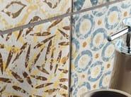 Porcelain stoneware wall tiles / flooring PETRA SOLIS DECORS - Panaria Ceramica