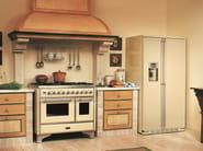 Frigorifero combinato no frost in stile country con congelatore classe A+ PFME 1 NF NB TI - mabe |Ge Partner Appliances