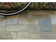 Indoor/outdoor wall/floor tiles with stone effect PIETRE DI FIUME - Ceramica Rondine