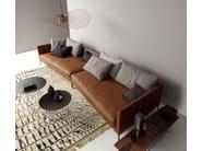 Leather sofa PILOTIS | Leather sofa - COR Sitzmöbel Helmut Lübke