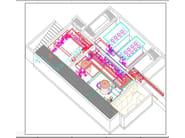 Thermo-refrigeration plantroom design PIPING - ATH ITALIA - Divisione software