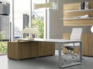 Mobile ufficio in MDF PITAGORA PLLT80 - Arcadia Componibili - Gruppo Penta