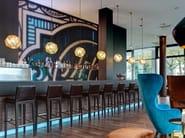 Pannello luminoso a LED a parete PIXEL MASH - Artemide Italia