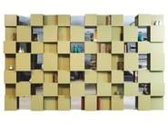 Lacquered bookcase PIXL | Bookcase - ROCHE BOBOIS
