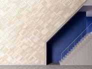 Decorative acoustical panels BAUX ACOUSTIC TILE PLANK - BAUX
