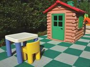 Outdoor floor tiles PLASTONELLA - GEOPLAST