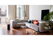 Low coffee table for living room PLATE TABLE - Vitra