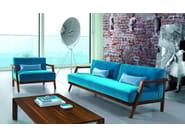 3 seater fabric sofa PLAZA | Sofa - Oliver B.