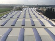 Insulated metal panel for roof PLUS 28™ - CENTROMETAL