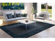 Low aluminium coffee table POISSY   Coffee table - iCarraro italian makers