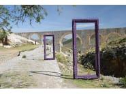 Rectangular framed mirror POLART   Framed mirror - POLaRT