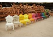 Upholstered kids chair POLART | Kids chair - POLaRT