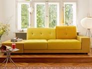 Upholstered fabric sofa POLDER COMPACT - Vitra