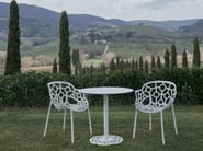 Round garden table POLO | Garden table - Segis