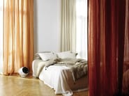 Contemporary style solid-color linen fabric for curtains PONDICHERY - Élitis