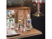 Wooden bar cabinet PORTOS - Cattelan Italia