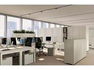 Combined Office cabinet PRIMO COMBI - Dieffebi