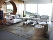 Modular fabric sofa PRIMO - Tonon