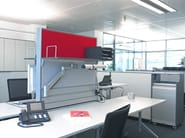 Office partition PROCESS E_STATION - Wiesner-Hager
