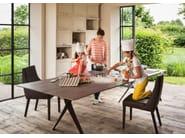 Rectangular table PROPELLER | Table - Joli