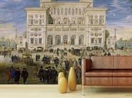 Wallpaper PROSPETTO DI VILLA BORGHESE - Wallpepper