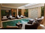 Corner garden armchair PROVENCE   Corner armchair - Sérénité Luxury Monaco