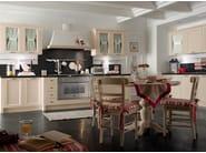 Wooden restaurant chair PROVENZA - Callesella Arredamenti S.r.l.