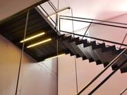 Lampada da soffitto a LED in alluminio PURE - LED BCN Lighting Solutions