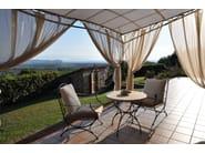 Wall-mounted pergola Pergola 8 - Garden House Lazzerini