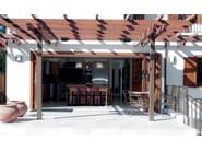 Wooden patio door Patio door - NAVELLO