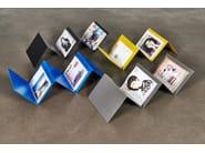 Portariviste in metallo Q1 | Portariviste - Jonas Hansen Furniture