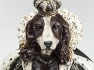 Scultura in resina QUEEN DOG - KARE-DESIGN