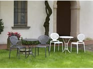 Round garden table RAFFAELLO - SCAB DESIGN